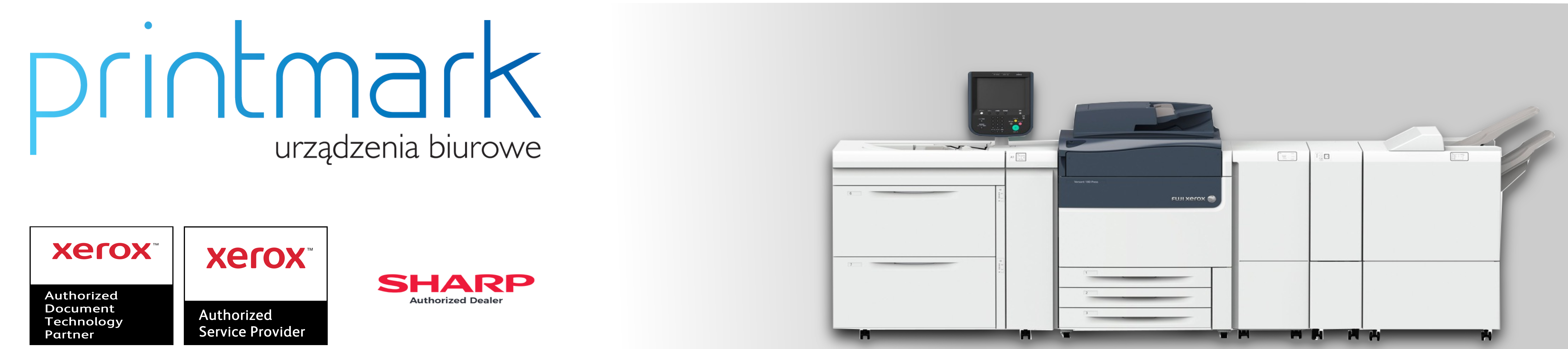 Printmark - urządzenia biurowe, sprzedaż i serwis